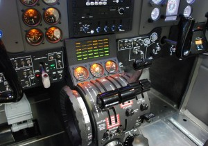 P3air King Air Simulator Training, aviation insurance approved